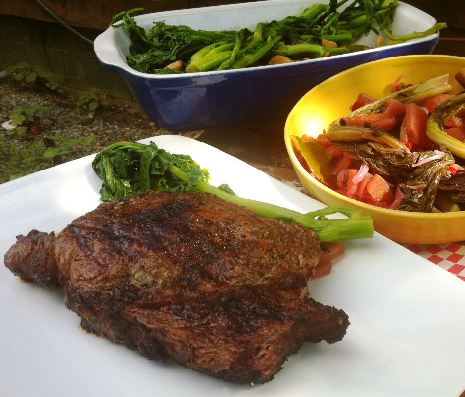 Gigi Marinated Rib Eye Steak