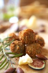 Assolana Fried Olives